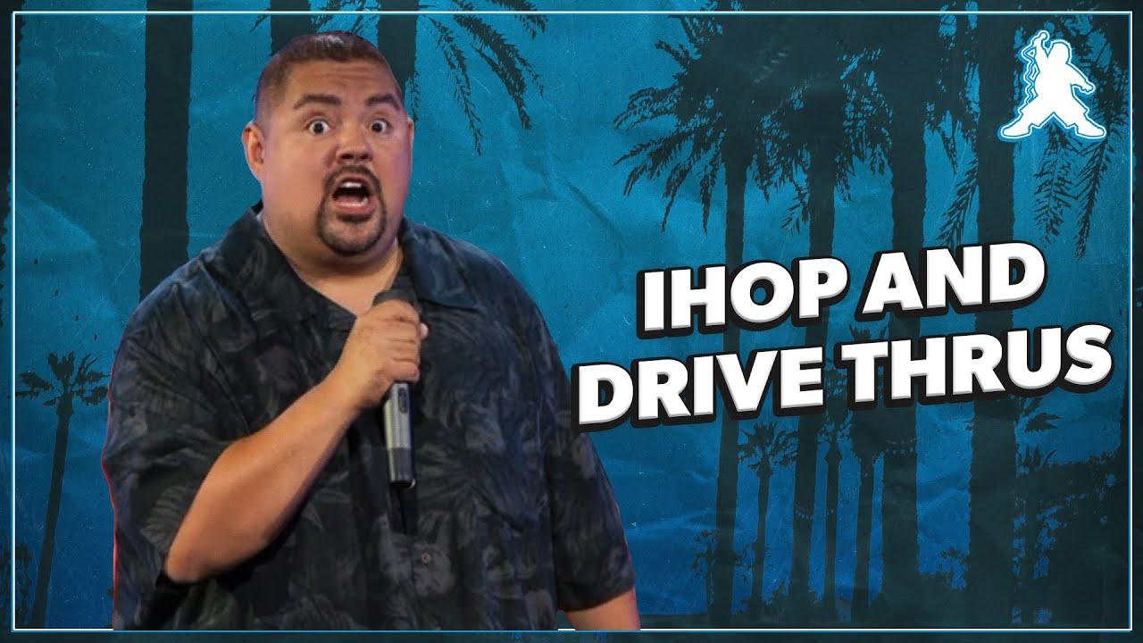 IHOP and Drive Thrus | Gabriel Iglesias