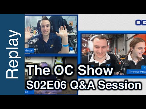 The OC Show Live Q&A - S02E06: Special show from the Gamers Assembly with der8auer and HiVizMan