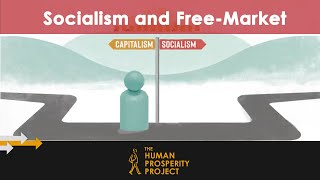 Gambar cover Socialism and Free-Market Capitalism | The Human Prosperity Project