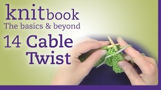 Knitbook: Cable Twist