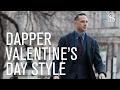 Dapper Valentine's Day Date Outfit Idea - He Spoke Style