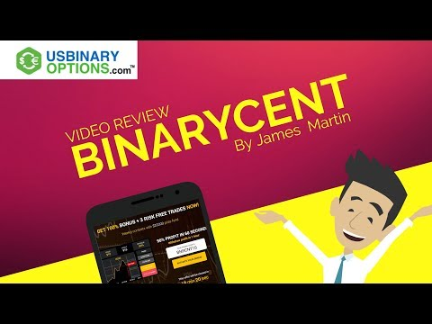 BinaryCent Review 2018, Binary Cent, a Trusted Binary Broker