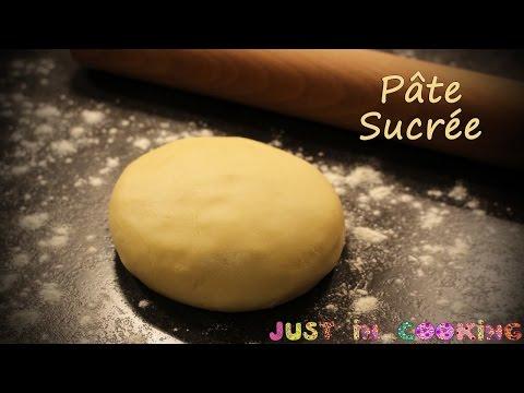 [-recette-de-base-n°4-]-:-la-pâte-sucrée
