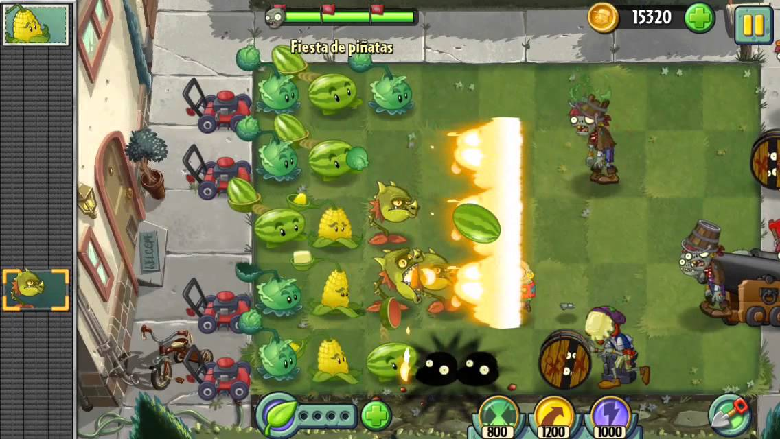 2 It Zombies Vs Game About Time S Plants