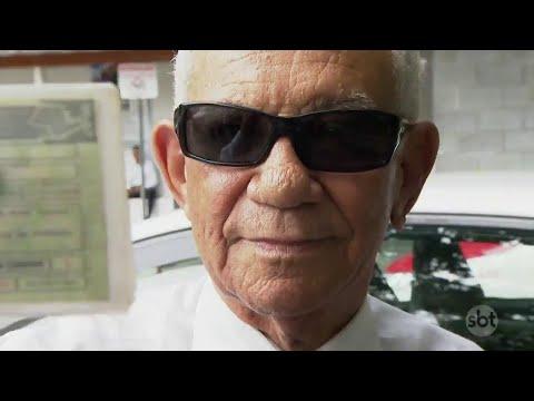 Conheça o taxista mais velho de SP, com 72 anos só de profissão! - Primeiro Impacto