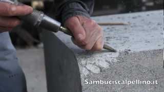 Sambuci Scalpellino peperino Bagnaia