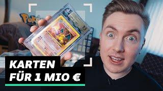 Wie reich werde ich mit Pokémon Karten?