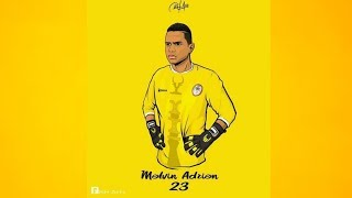 Gambar cover Best of Melvin Andrien | goalkeeper fromMadagascar | CAN 2019