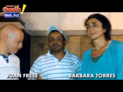 Entrevista con Barbara Torres