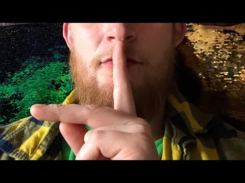 ASMR | SOOTHING MOUTH SOUNDS | MALE VOICE