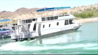 Rental Boat Safety - Power Boats - House Boat / Cabin Style Boats
