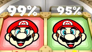 Mario Party Series - Skill Minigames (Master CPU)