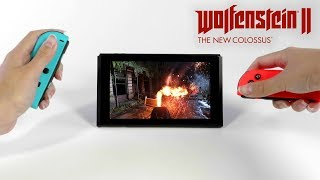 Wolfenstein II – Nintendo Switch Launch Trailer thumbnail