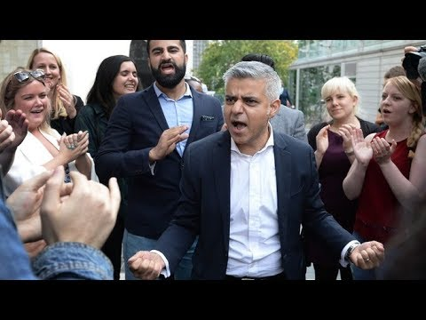 Why did London Vote for Sadiq Khan? (and why he'll probably win again)