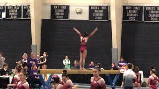 Christmas City Classic Gymnastics Meet 2018 Level 8 Youtube