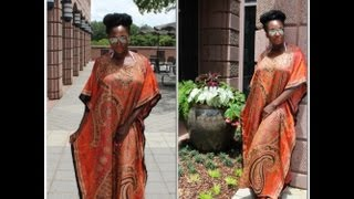 DIY | SIMPLE SUMMER CAFTAN Thumbnail