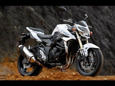 SUZUKI GSR 750 - A MOTO DOS SONHOS