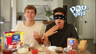POP TART SPLITZ TASTE TEST CHALLENGE