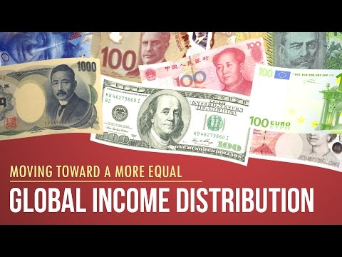 The Future of Worldwide Income Distribution