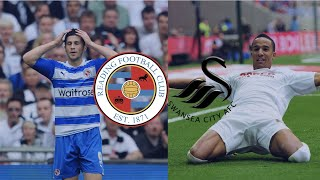 FULL MATCH! Reading v Swansea six goal PlayOff Final