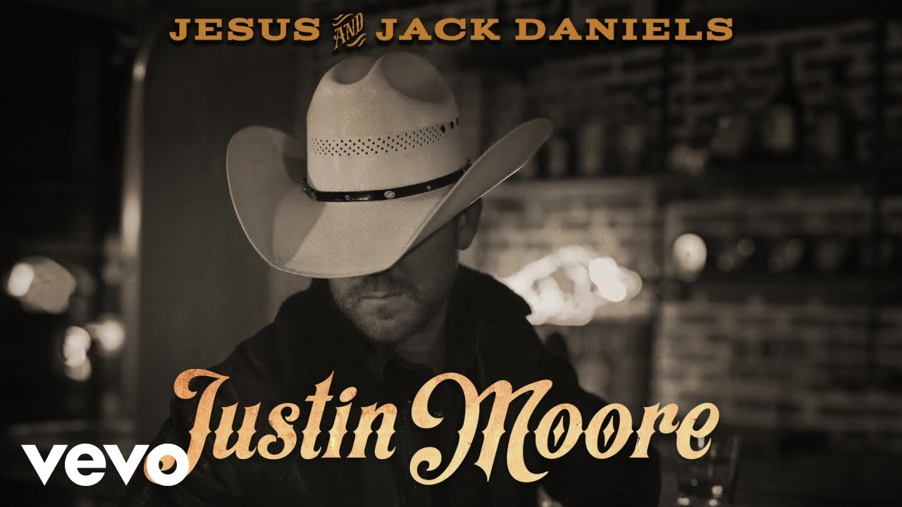 Justin Moore - Jesus And Jack Daniels (Official Audio)
