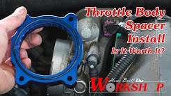 Is A Throttle Body Spacer Worth It?