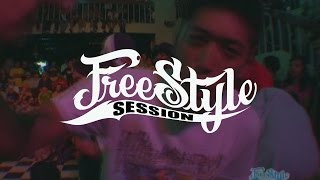 Ground Zero / Flipside Kings vs Super Cr3w // .stance // Freestyle Session 8