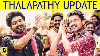 Thalapathy Vijay Gets International Recognition | Vijay | Mersal | Atlee | AR Rahman | Samantha