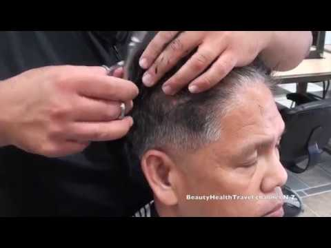Haircut for Men for beginners; low fade  at Professional Schools of Beauty, Fashion and Arts