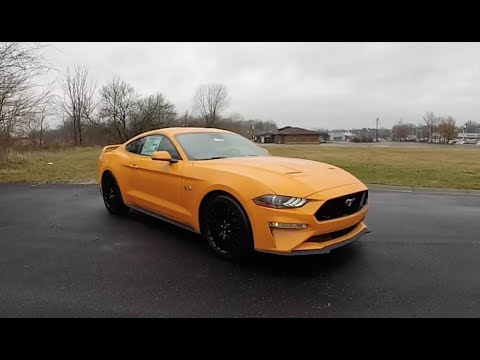 2018 Ford Mustang GT Premium Fastback|Walk Around Video|In Depth Review