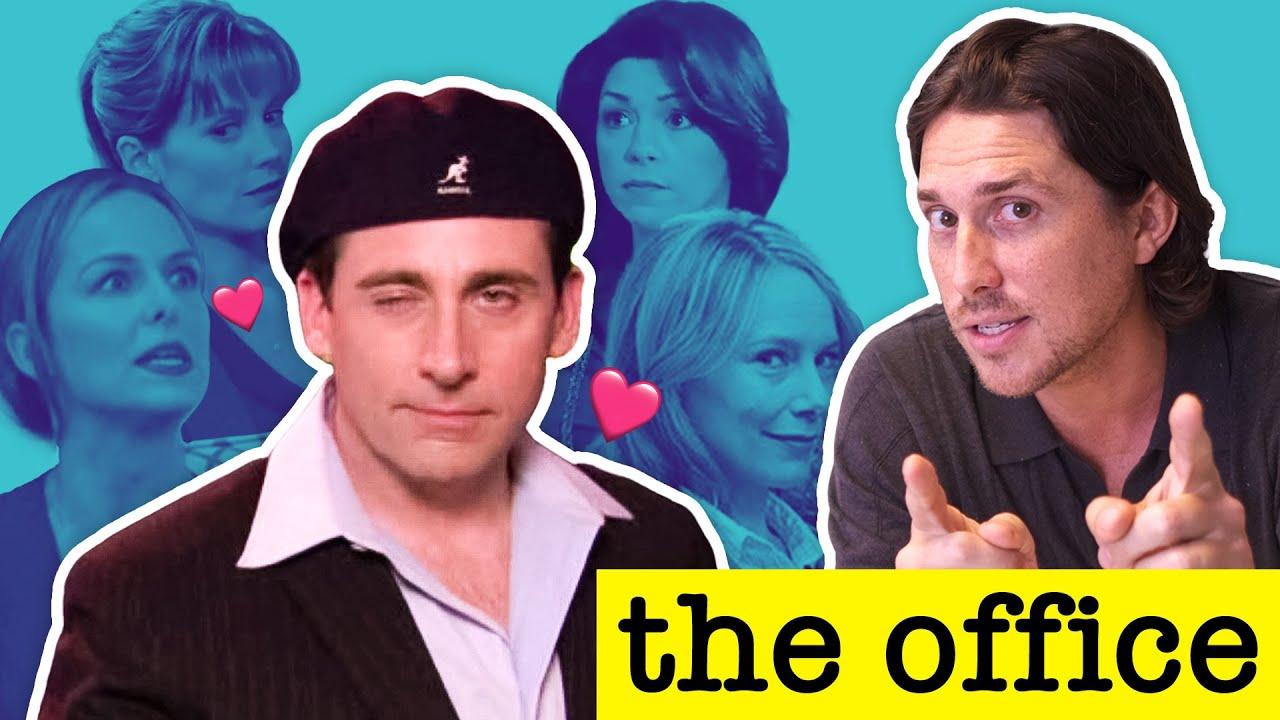 Dating Expert Breaks Down MICHAEL SCOTT'S LOVE LIFE — The Office Romances pt. 1