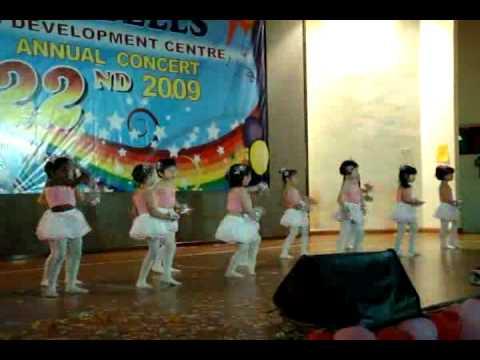 Bluebells Concert '09 - Stupid Cupid Dance