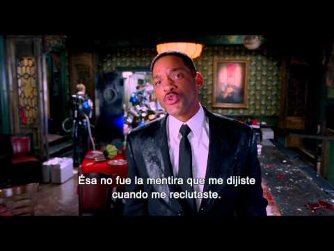 Hombres De Negro 3 Trailer Subtitulado