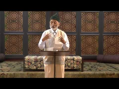 The Law of Civilization and the Loss of Spain   Dr. Nazeer Ahmed (Part 11)