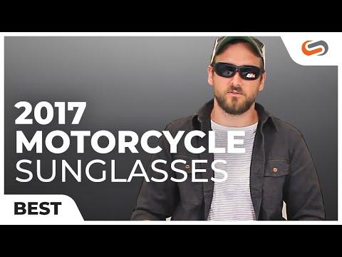 ba24ce26b11f Best Motorcycle Sunglasses of 2017 | SportRx - YouTube
