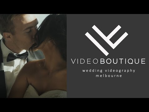Sandringham Yacht Club -  Wedding Videography - Paul And Emily // Videoboutique