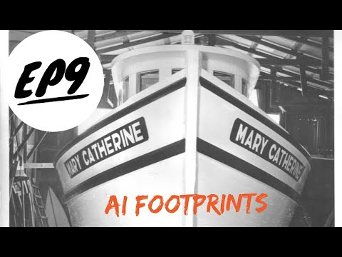 AI Footprints EP9 Boat building