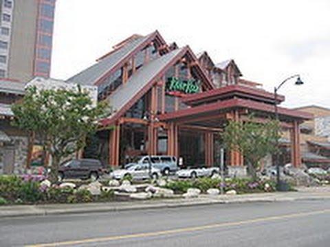 Parking river rock casino