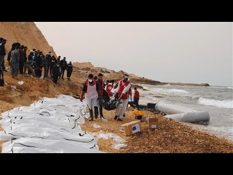 Scores of Migrants Found Dead on Libyan Shore