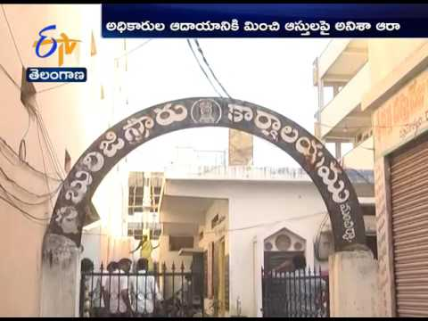 After Miyapur Land Scam | ACB & Cops Raids On Sub-Registrar Offices | Across the State