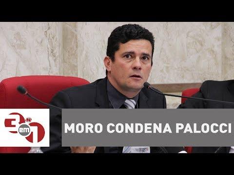Sergio Moro Condena O Ex-ministro Antônio Palocci A 12 Anos De Prisão