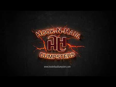 Hook-N-Haul Dumpsters Austin  512-876-0271 Austin Roll Off Dumpster Rentals