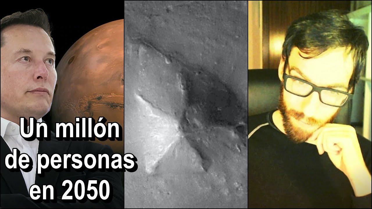 Elon Musk Y Los Secretos De Su Ciudad En Marte