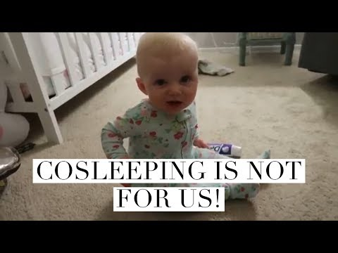 COSLEEPING IS NOT FOR US / Daily Vlog