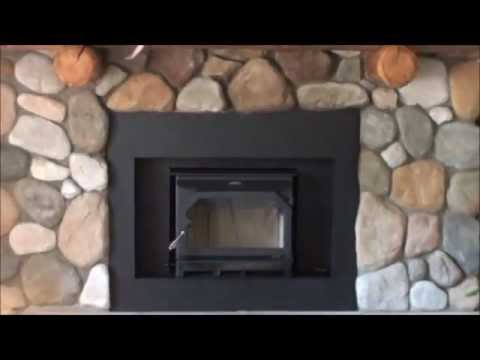country fireplace wood insert with custom surround minocqua wi rh youtube com country brand fireplace inserts country brand fireplace inserts