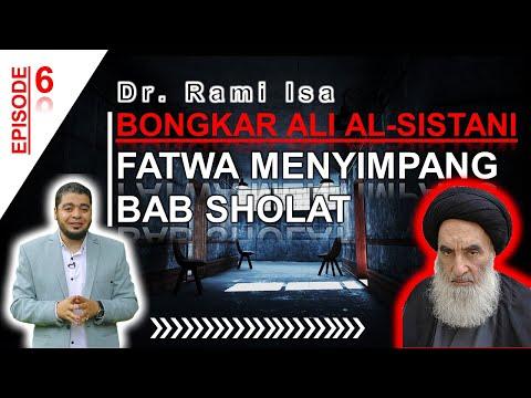 Bongkar Ali Al-Sistani #6 - Fatwa Menyimpang Tentang Sholat, Sujud Diatas Bungkus Rokok