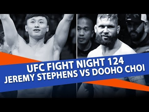UFC Fight Night 124 | MMA Picks | With Andreas Hale