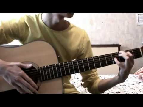 (Sting) Every Breath You Take - fingerstyle