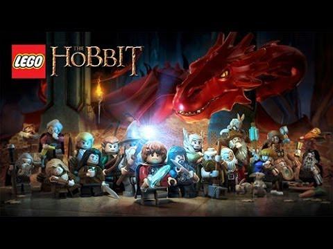 Как вводить коды в LEGO The Hobbit