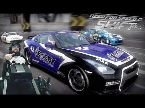 Need For Speed: Shift - Отменная классика жанра - нидфорс#идоры возвращаются!